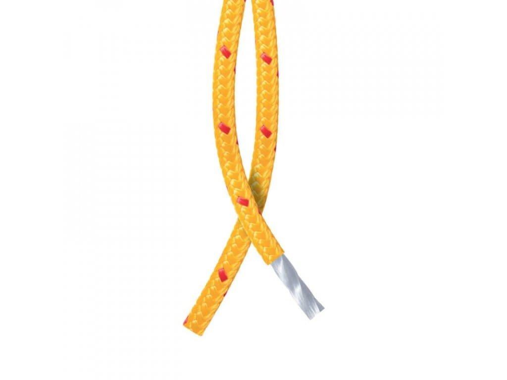9617 polyesterove oranzove lano na fishing magnet 15 m