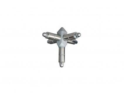 Sternförmiger Trichtermagnet SM 150x130 mm