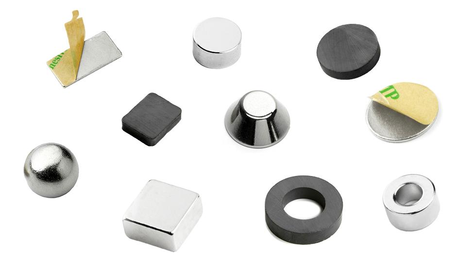 Výroba magnetu