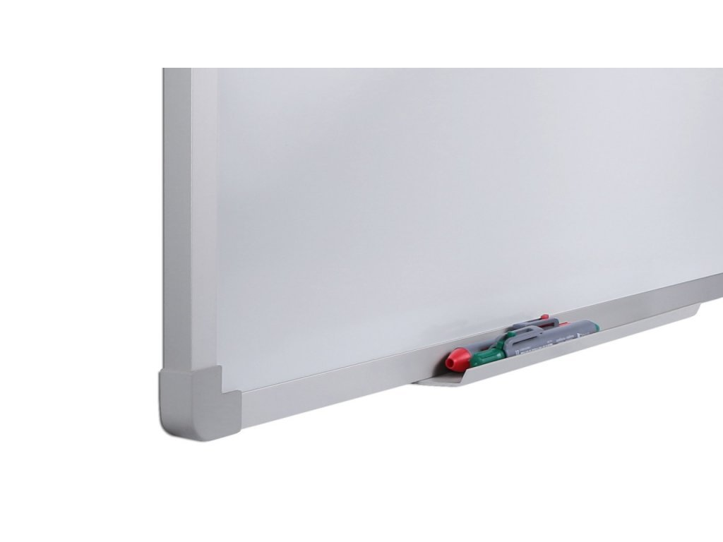 Emailová tabuľa ramček elox 60x90 cm