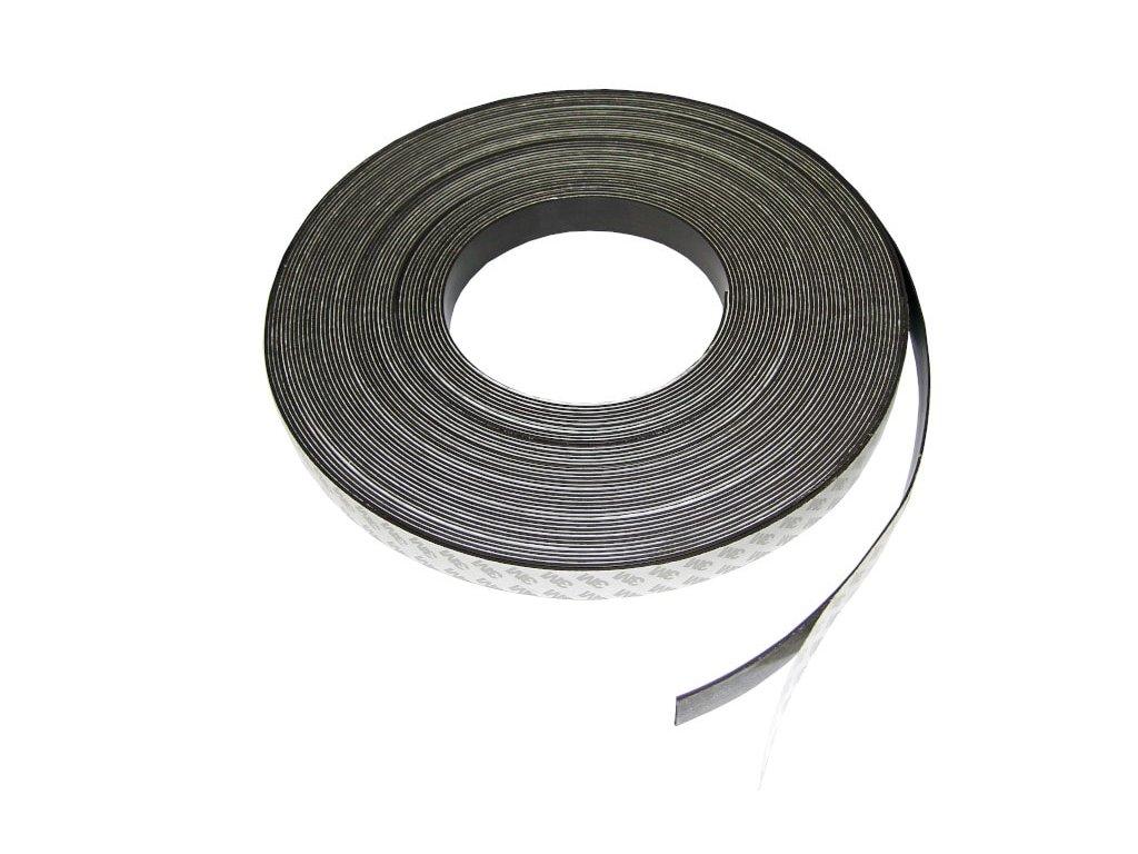 Magnetický pásek samolepiaca 50 mm x 1,6 mm 3M