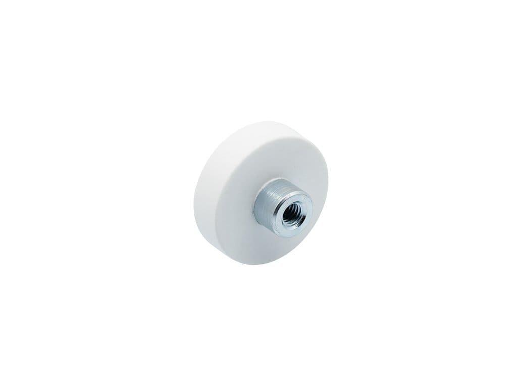 4602 4 neodymovy pogumovany magnet se zavitovym pouzdrem 12x14 8x7 mm