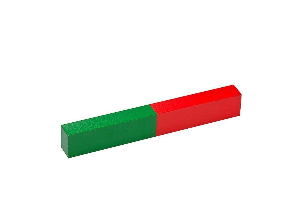 AlNiCo magnet - hranol lakovaný