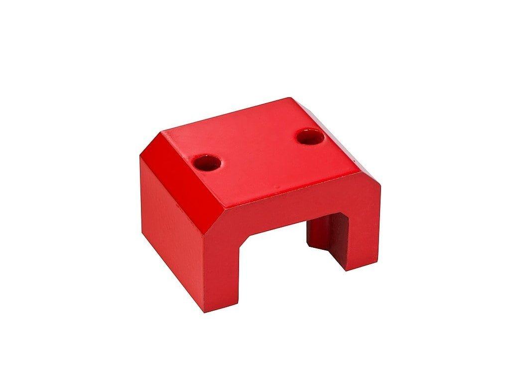 AlNiCo magnetická podkova oblúk 9,5x79,6x54 mm
