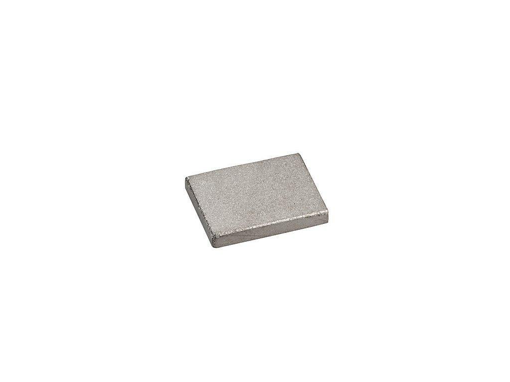 Samariový magnet hranol 7,5x2 mm
