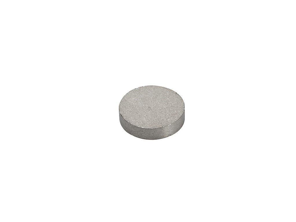 Samariový magnet valec 15x3 mm