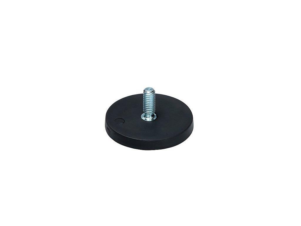 Neodymový pogumovaný magnet s vonkajším závitom