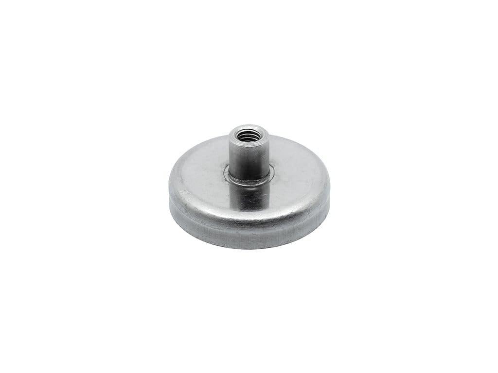 4718 3 feritova magneticka cocka se zavitovym pouzdrem 40x18x8 mm