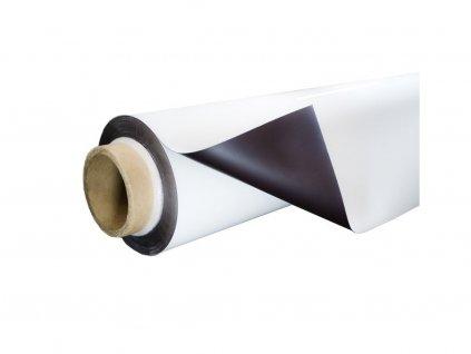 Kovová samolepiaca flexibilná biela tabuľa