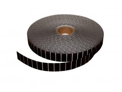 Magnetický štítek samolepiaca 3M