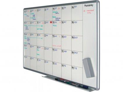 Plánovacia tabuľa PK L 70x100 cm - mesačná