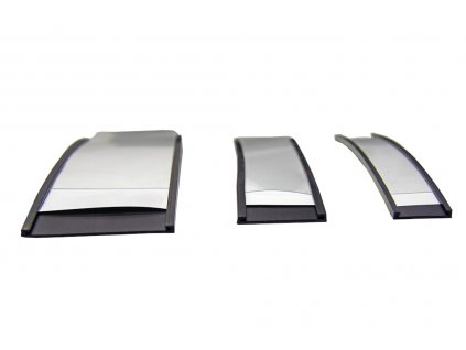 Magnetický pásek C-profil s papierem a fólií