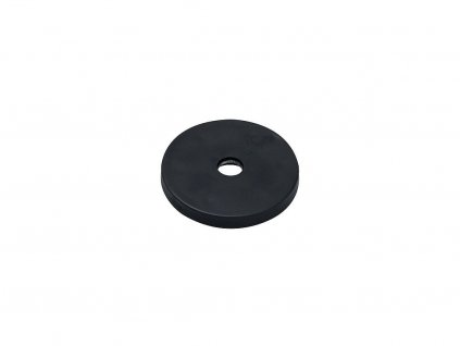 Neodymový pogumovaný magnet so stredovou dierou