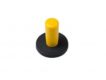 Neodymový magnet pogumovaný s madlem