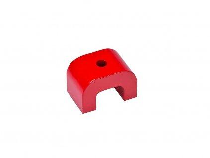 AlNiCo magnetická podkova oblúk 5x30x20 mm