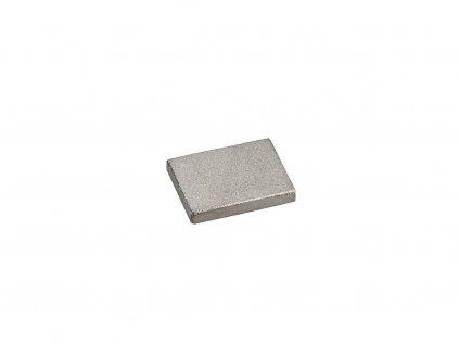 Samariový magnet hranol 12x2,5 mm