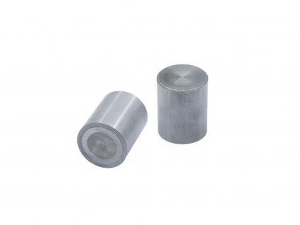 4764 4 alnico magneticka cocka valcova s toleranci h6 16x20 mm