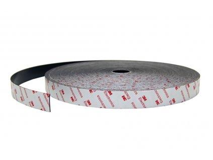 Magnetické pásky samolepiace 1,5 mm 3M