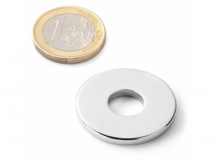Neodymový magnet medzikružie