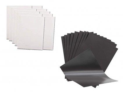 Magnetický papír 01