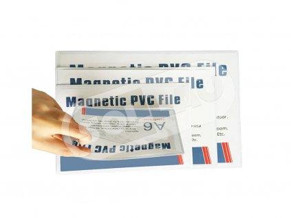 Magnetická kapsa klasik - biela