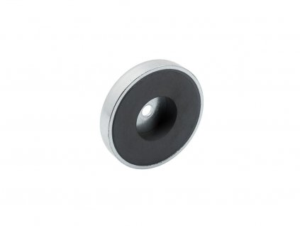 5004 6 feritova magneticka cocka se stredovou dirou 83x10 5x18 mm
