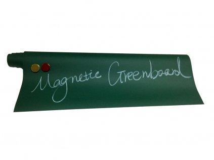 Magnetická flexibilná tabuľa zelená hr. 0.5 mm