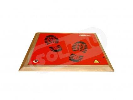 Magnetická rohož MM 500x500 N