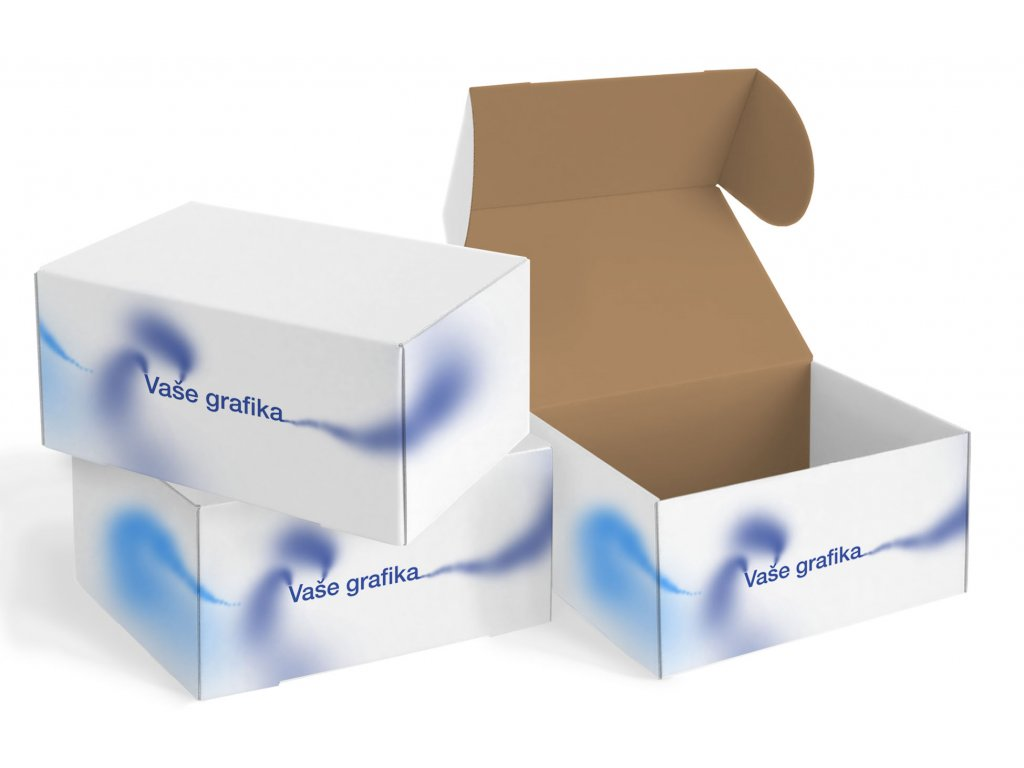 Krabice 298x213x150 mm