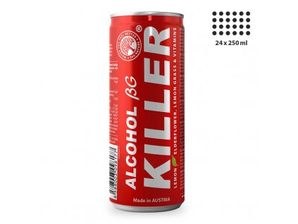 Alcohol killer 250ml can