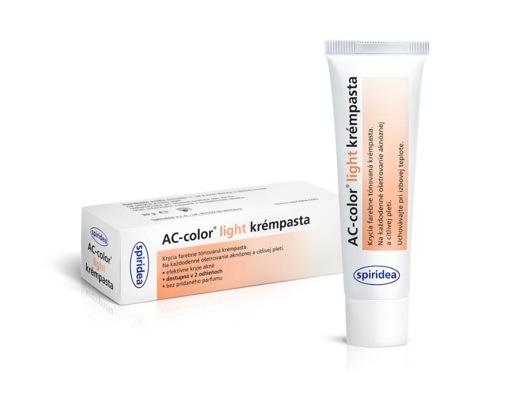 AC color light krémpasta SK