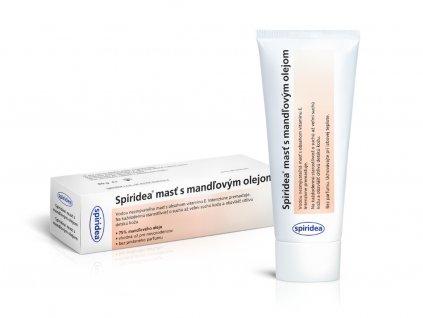 Spiridea® masť s mandľovým olejom