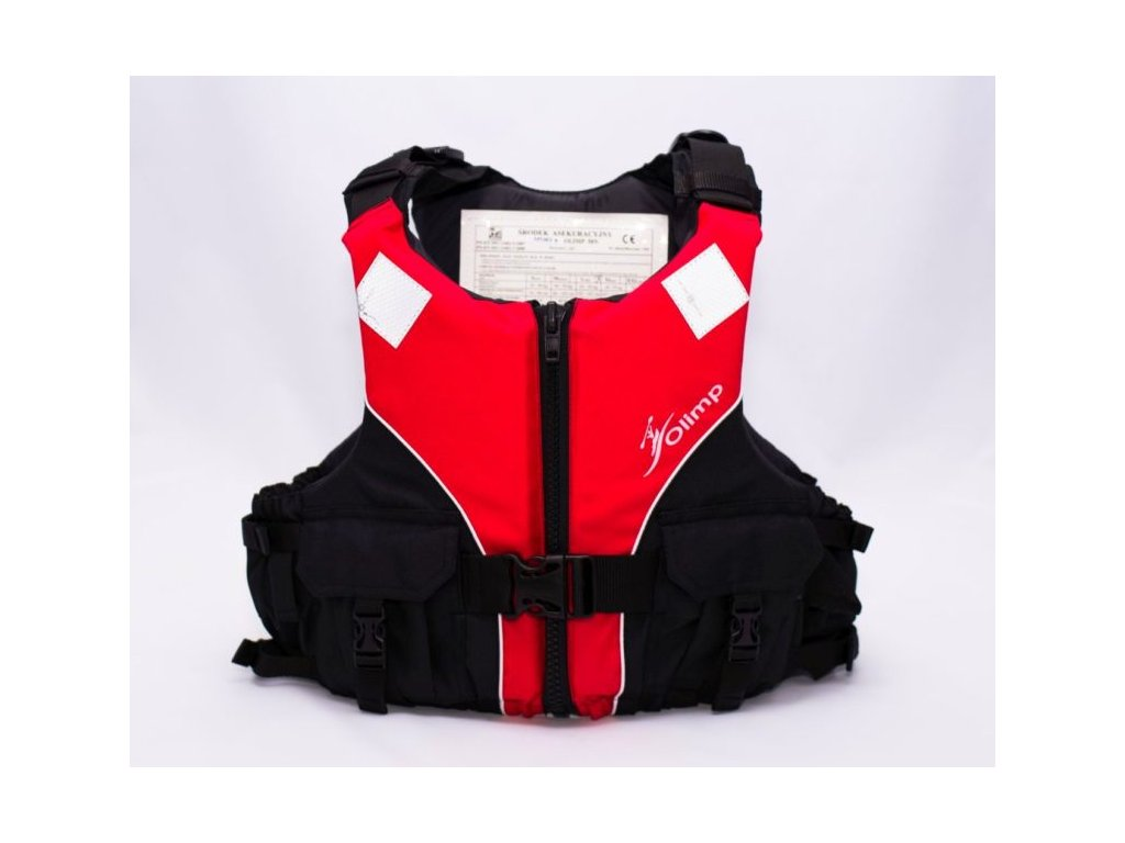 OLIMP SPORT PLUS 50 N Safety Vest 788x630