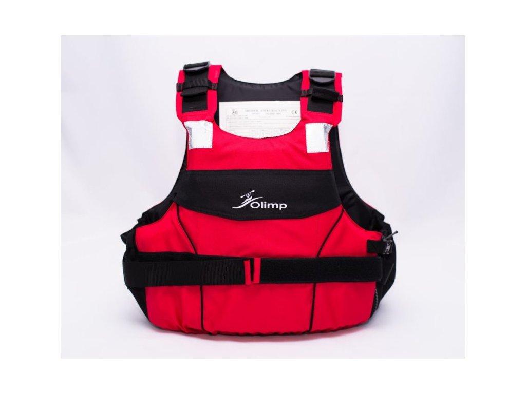 Vodácká vesta Olimp Sport červená