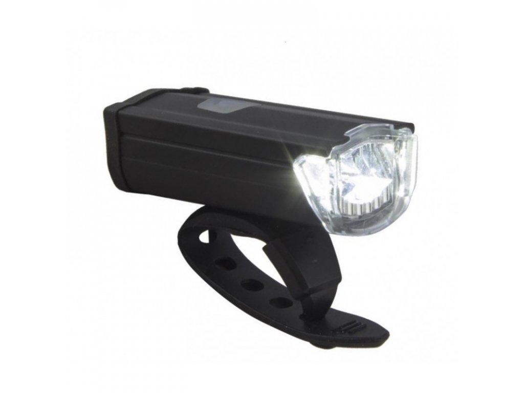 Světlo přední MPB 1 bílá 3 Watt LED, 200 Lm 3F