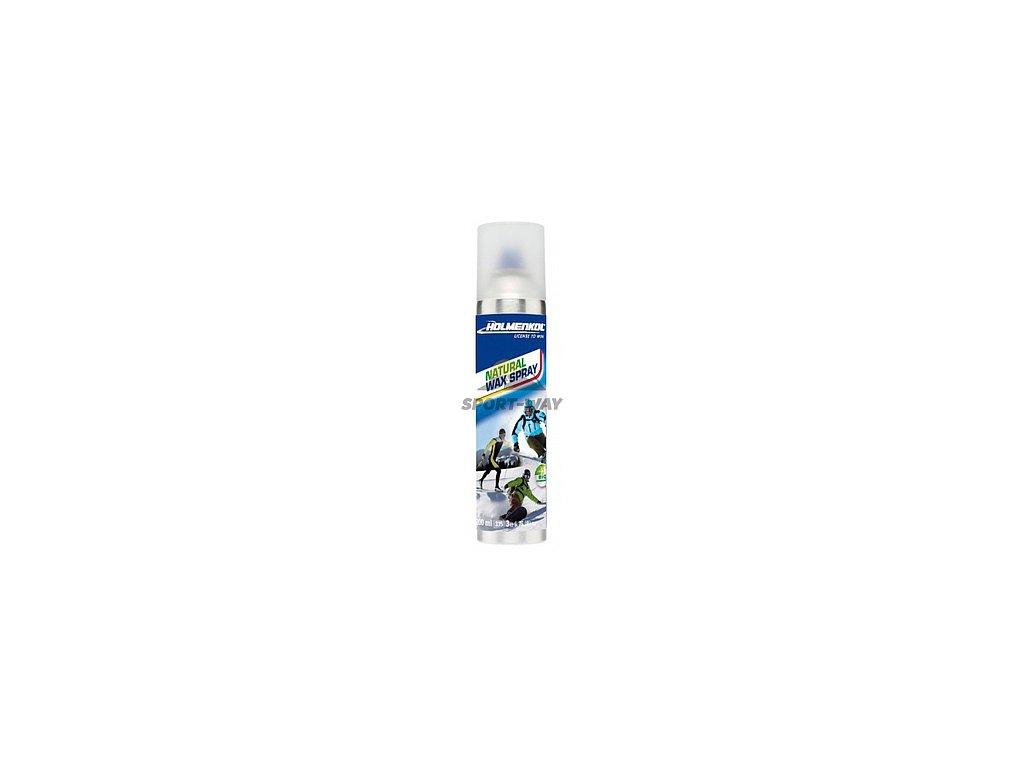 Holmenkol Ski Tour Wax sprej 200 ml