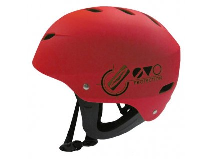 helma gul evo helmet ac0104 cervena 1136