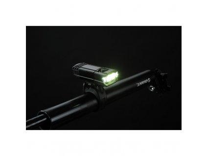 Světlo přední MPB 2 bílé 0,5 Watt LED 3F, USB nabíjení