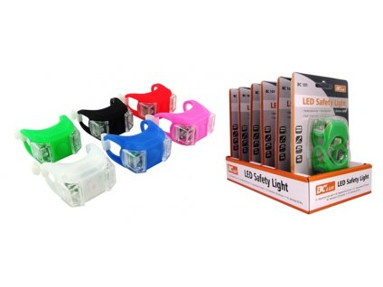 Světlo sada blik. BC 101 2 LED Light set