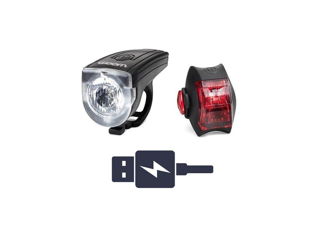WOOM světlo USB