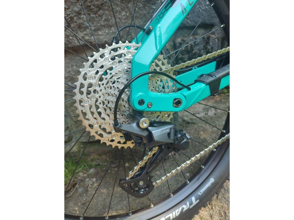 "Haibike Xduro AllMtn 1.0 / Yamaha - MTB 29""/27,5"" /2021 (Barva Antracitová, Velikost kol 27,5""/29"", Velikost rámu XL (182-195 cm))"