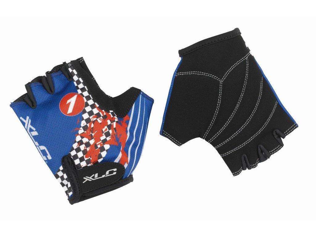 Dětské rukavice XLC CG-S08 - RACER
