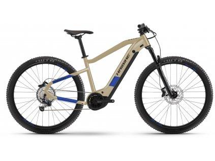 "Haibike Sduro HardNine 7.0/ Yamaha - MTB 29"" /2021 (Barva Kávová, Velikost kol 29"", Velikost rámu XL (182-195 cm))"