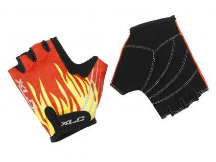 Dětské rukavice XLC CG-S08 - FIREWORKER