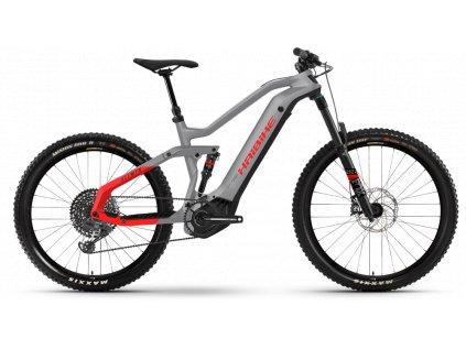 "Haibike Xduro AllMtn 6.0 / Yamaha - MTB 29""/27,5"" /2021 (Barva Zelená, Velikost kol 27,5""/29"", Velikost rámu XL (182-195 cm))"