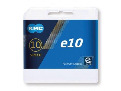 Řetěz KMC E10/ pro ebike 10speed 122čl.