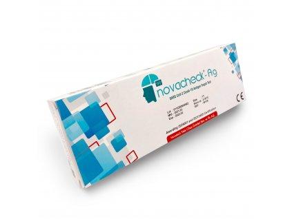Rychlý antigenní test SARS-CoV-2 NOVACHECK, 1 ks