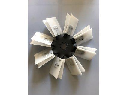ventilátor UNC 460 8 listů