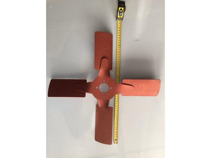 ventilátor motoru čtyřl-istý 533-9-34-07-006-2