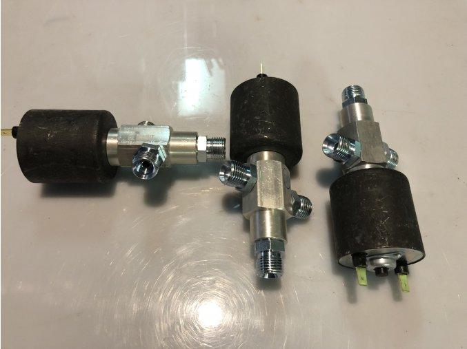 ventil eletromagnetický EV 138